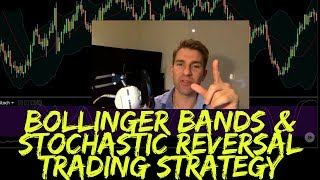 Bollinger Bands and Stochastic Reversal Trading Strategy 💡