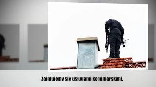 Usługi kominiarskie przewody kominowe czyszczenie kominów Wrocław Zakład Kominiarski