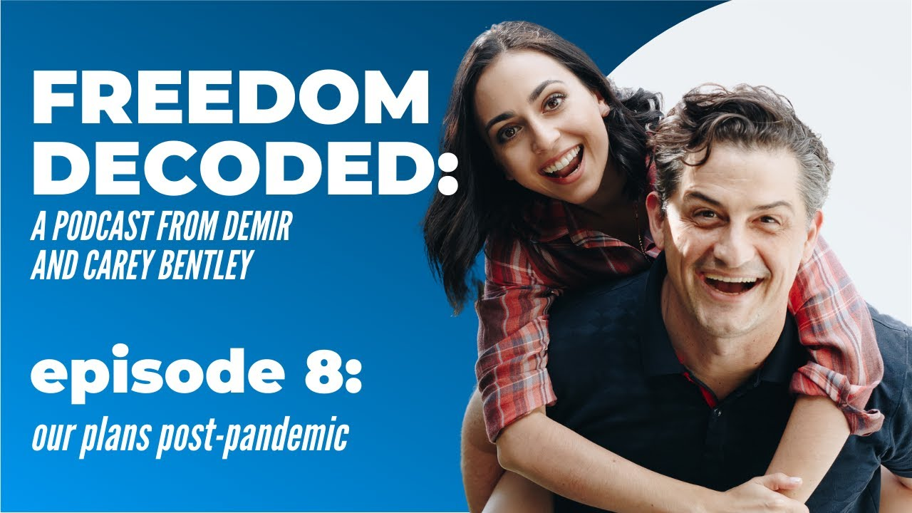 """""""Our Life Plans Post-Pandemic"""" 