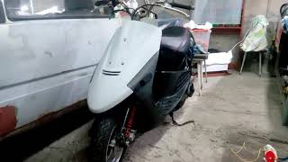 Запуск Suzuki Sepia ZZ New2 (1998)