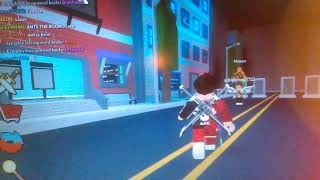 ANT(cringley) joined my server. (roblox) sorry for bad quality.