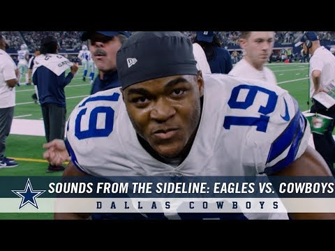 Sounds from the Sideline: Week 15 Eagles vs. Cowboys | Dallas Cowboys 2018