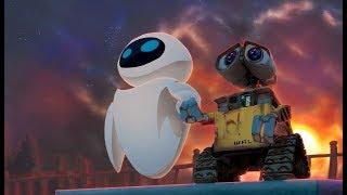 WALL·E | THE MOVIE Game Disney | FULL MOVIE Game and Cutscenes | ZigZag Kids HD