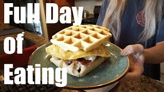 Full Day of Eating (FDOE) | Day in the Life