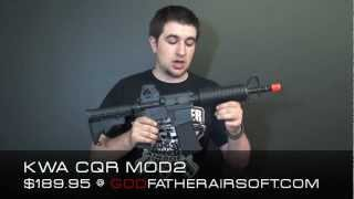 Godfather Airsoft KWA CQR MOD2
