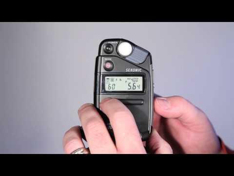 Sekonic L308 Flash Meter
