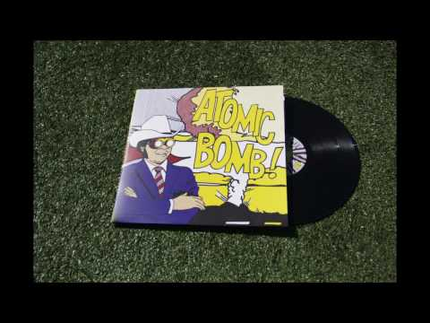 """The Atomic Bomb Band"" Record Store Day 2017"