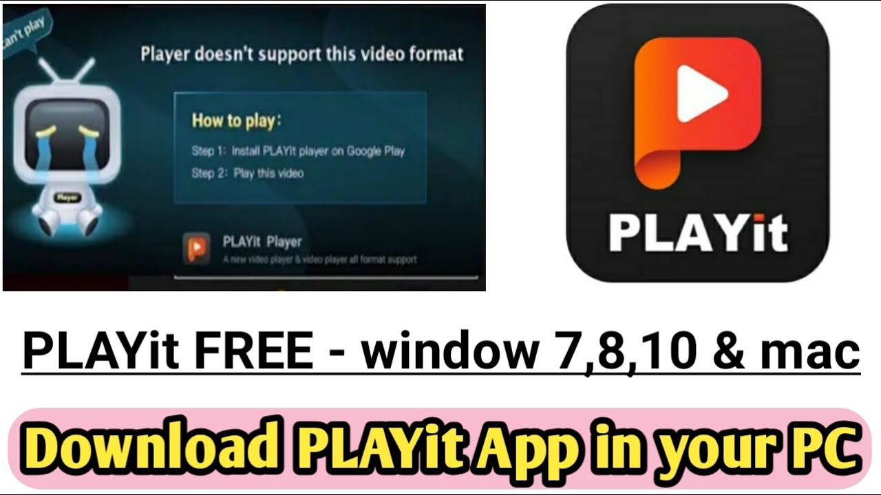 video player app free download for pc