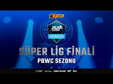 Hi2Games PBST 2018 PBWC Sezonu - Süper Lig Finali - Point Blank