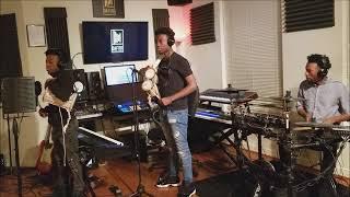 Bruno Mars - Finesse (Remix) Feat. Cardi B #SambayTalkingDrumCovers #BB3