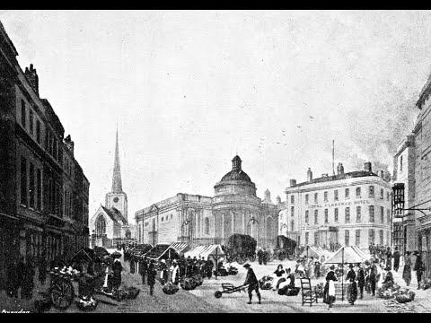 1.3 Before The Cemetery: Cholera & The Burial Crisis Of The 1840s