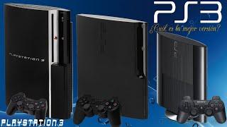 Cuál es la mejor versión/Modelo de la PS3? | Opinión | VS Brutal XD