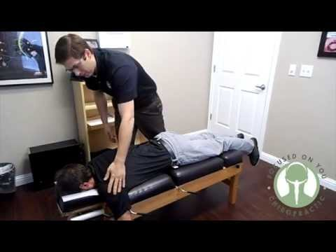 Adjustment at Focused On You Chiropractic Round Rock