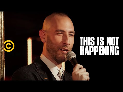 Ari Shaffir - The Holy Spirit - This Is Not Happening - Uncensored