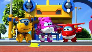 Super Wings Dance Moves