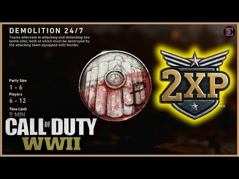 Demo & Chill ROAD TO LvL 1000 [8] Currently - 150 | Call of Duty: WW2