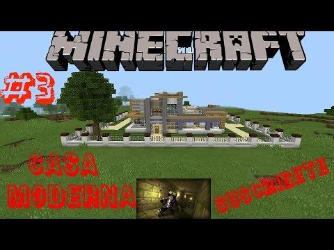 descarga casa moderna minecraft pe 3 youtube