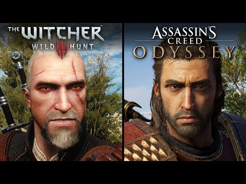 Assassin's Creed: Odyssey vs The Witcher 3: Wild Hunt | Direct Comparison thumbnail