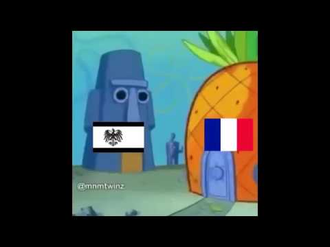 Every Prussia game ever!!!