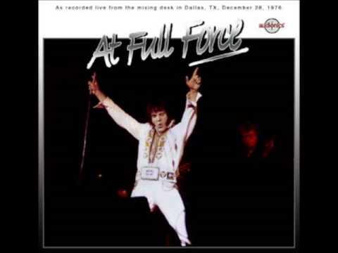 Elvis Presley - At Full Force - December 28 1976 Full Album