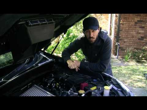 How to install a Blow Off Valve on your Subaru (With sound e