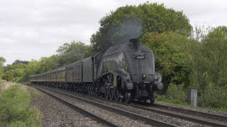 The Cathedrals Express, 60009 Union of South Africa, 21st August 2018.