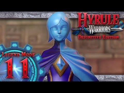 Hyrule Warriors: Definitive Edition - Part 11 - Land in the Sky (Skyloft)