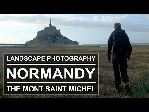 Landscape Photography in Normandy | Composition Tips and Tricks | Mont Saint Michel