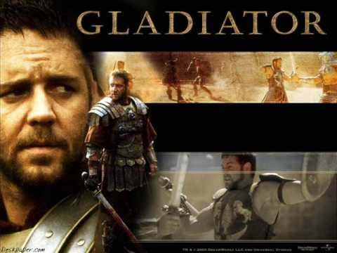 "Gladiator Soundtrack ""Strength and Honor"" ""Reunion"""