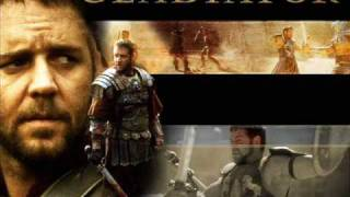 "Gladiator Soundtrack ""Strength and Honor"", ""Reunion"""