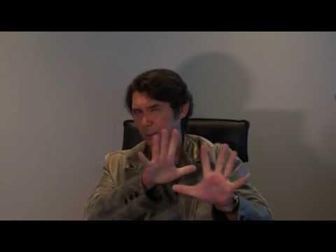 Lou Diamond Phillips Interview - Armageddon 2015 - YouTube