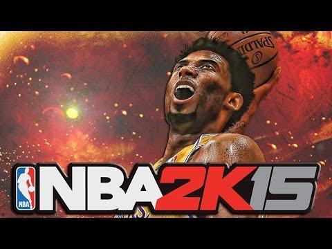 NBA 2k15 Ratings - THROWBACK Kobe Bryant! - 동영상