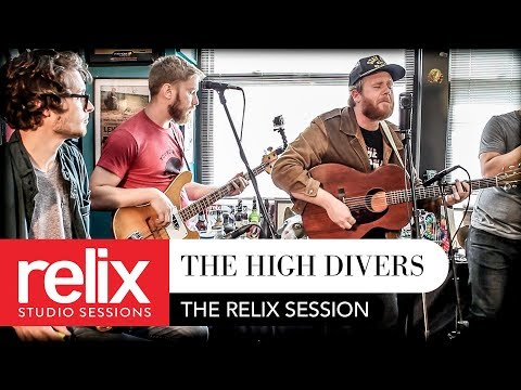 The High Divers l 5/9/17l Relix Studio Sessions