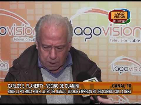 CARLOS E  FLAHERTY   VECINO GUAMINENSE