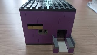 레고 구슬 자판기