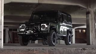 ANV-LR1 DEFENDER 110 - 4BT CUMMINS TURBO DIESEL