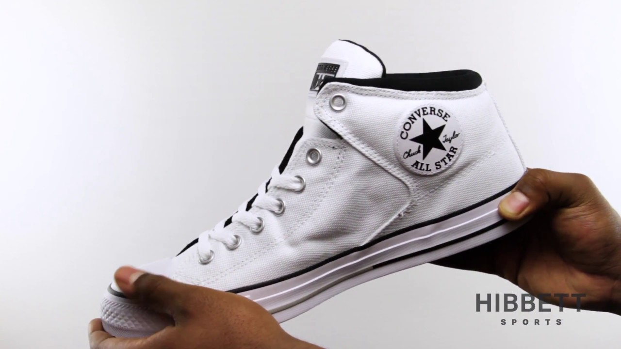 Men s Converse Chuck Taylor All Star High Street. Hibbett Sports c08b995a73