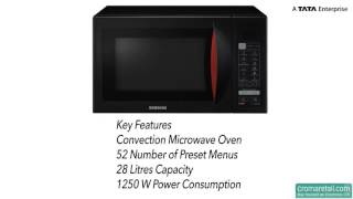 Samsung CE1041DFB2/XTL 28 L Convection Microwave