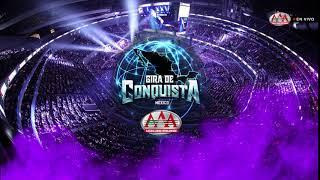 AHORA: Gira de Conquista desde AGUASCALIENTES | Lucha Libre AAA Worldwide