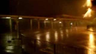 颱風黑格比襲港@紅磡碼頭追風實況