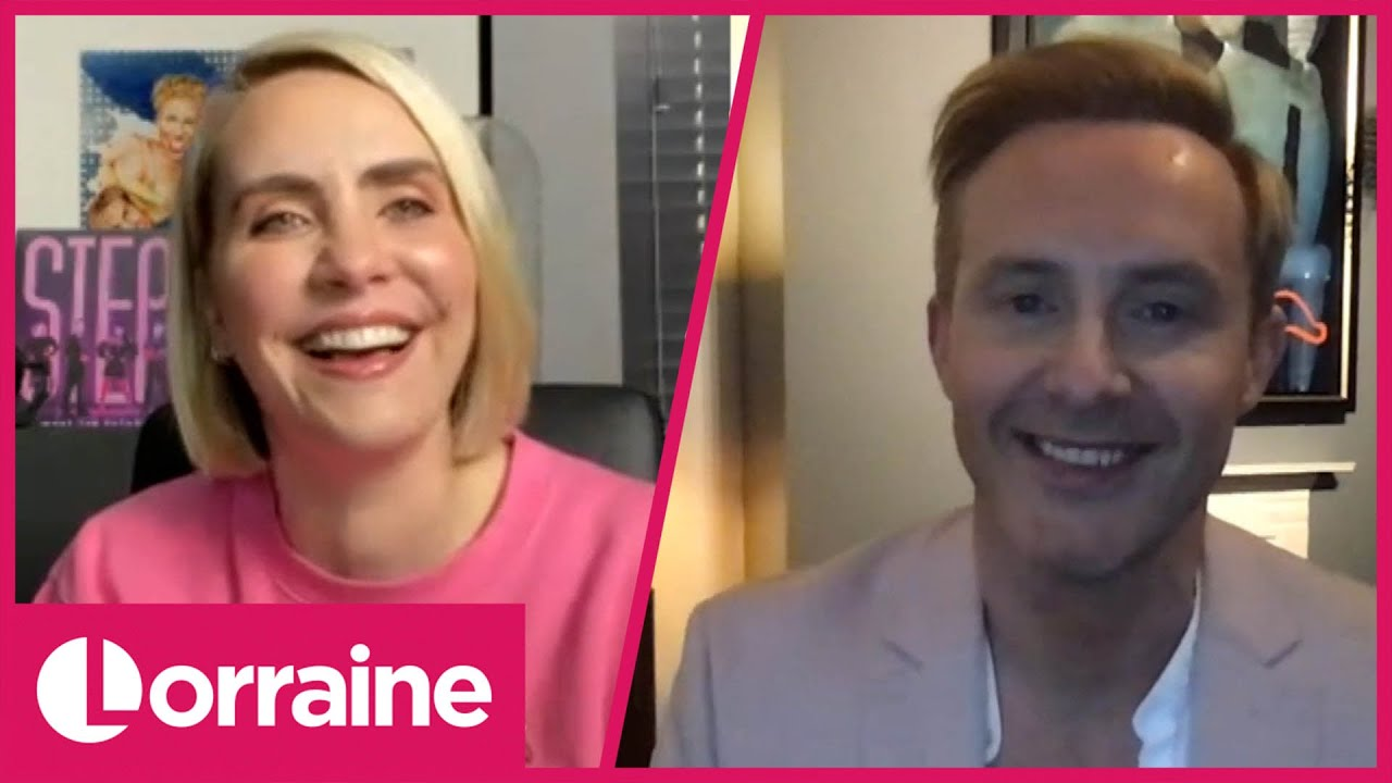 Steps' Ian 'H' Watkins Praises Strictly's First Same Sex Couple Nicola and Katya | Lorraine