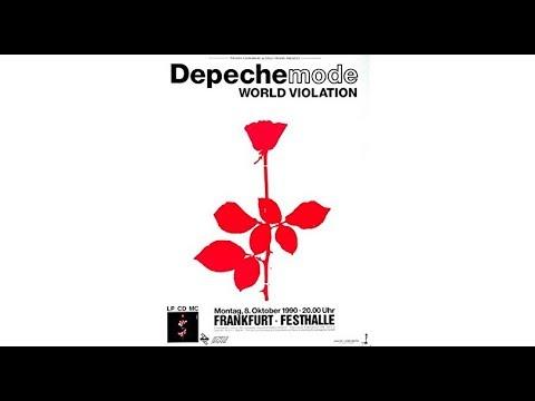 Depeche Mode Live Frankfurt 8 October, 1990 (1st night) - full