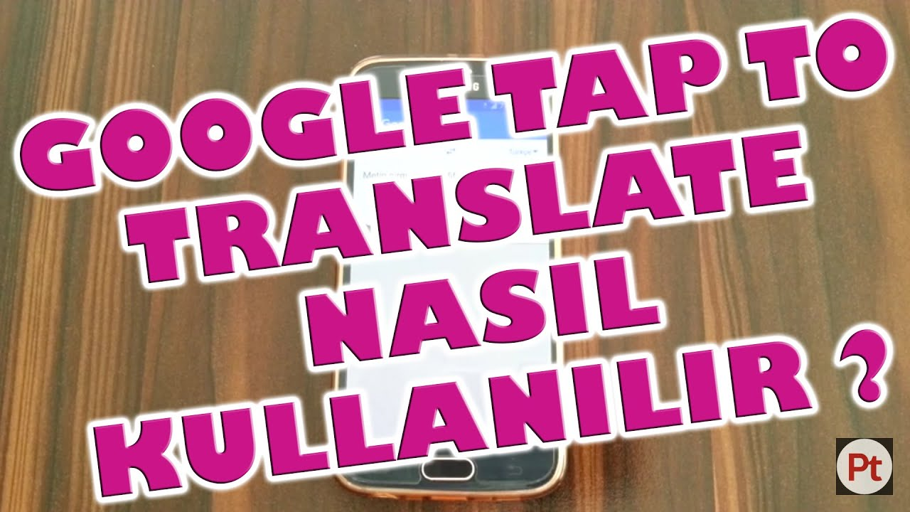 Tap To Translate