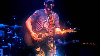 My Kind of Crazy - Brantley Gilbert live