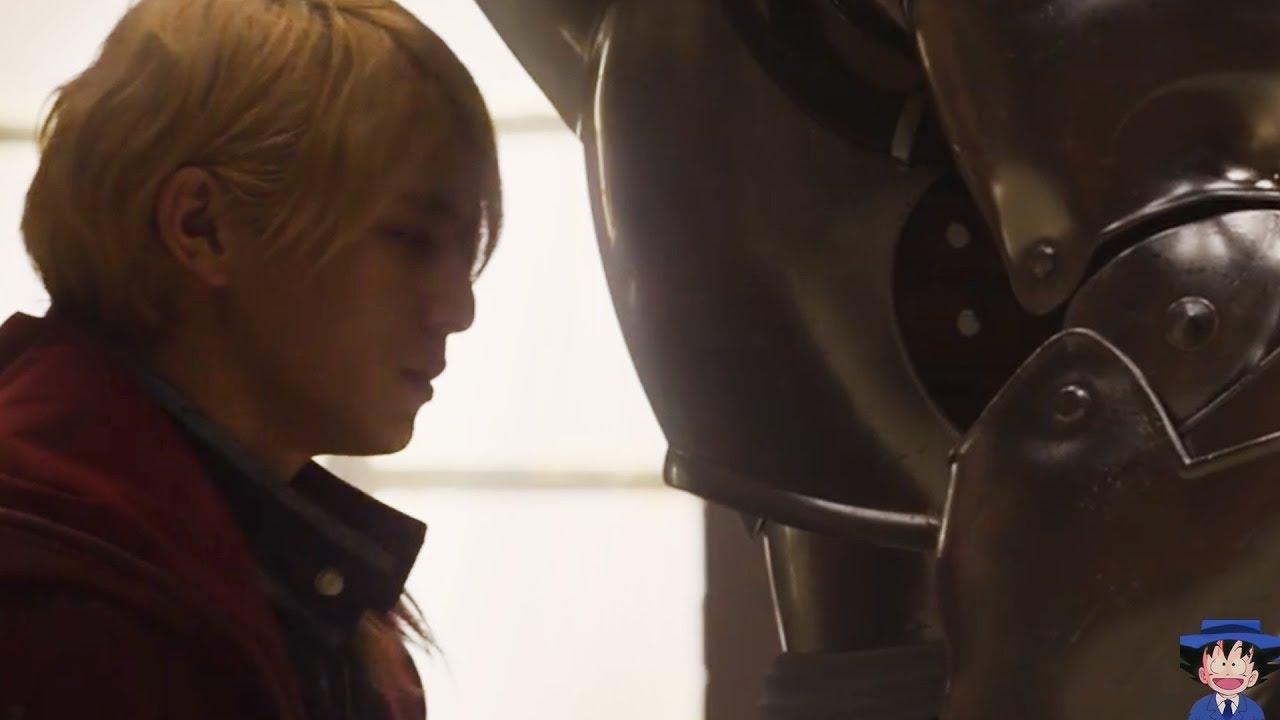 Fullmetal Alchemist (2017) Live Action- Teaser Trailer ...
