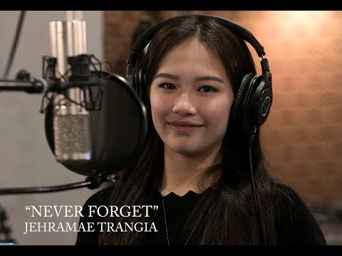 Never Forget - Michelle Pfeiffer cover by Jehramae Trangia