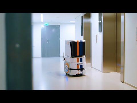 Home-on-Demand - food delivery robot pilot in Kalasatama, Helsinki
