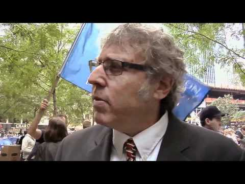 Budding Occupy Wall Street Movement Gives Voice to Anger Over Greed, Corporations