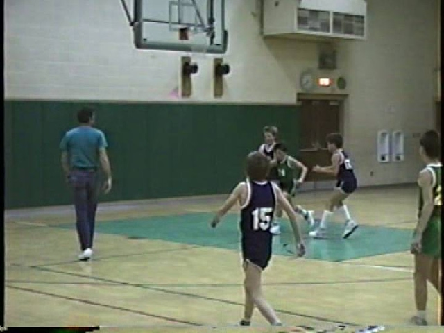 St. Mary's - Chazy 5&6 Boys  11-19-88