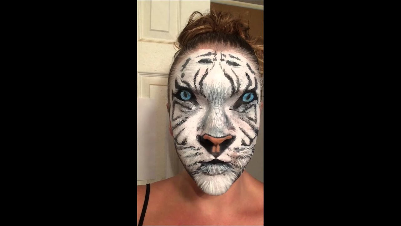 Easy Face Paints Tiger